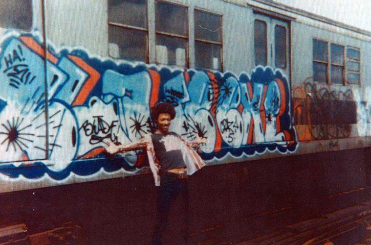 Blade Graffiti