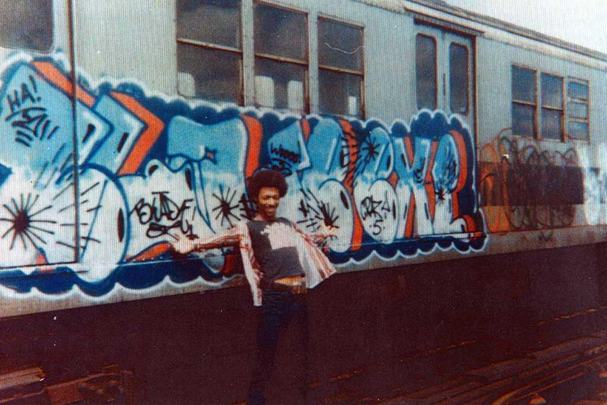graffiti blade rise writing 20th hop hip century york 1970 skeme wall punk crimes pt daily film hamburg tc5