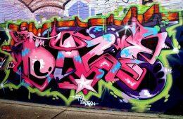 Daze Graffiti NY