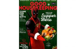Deadpool good housekeeping