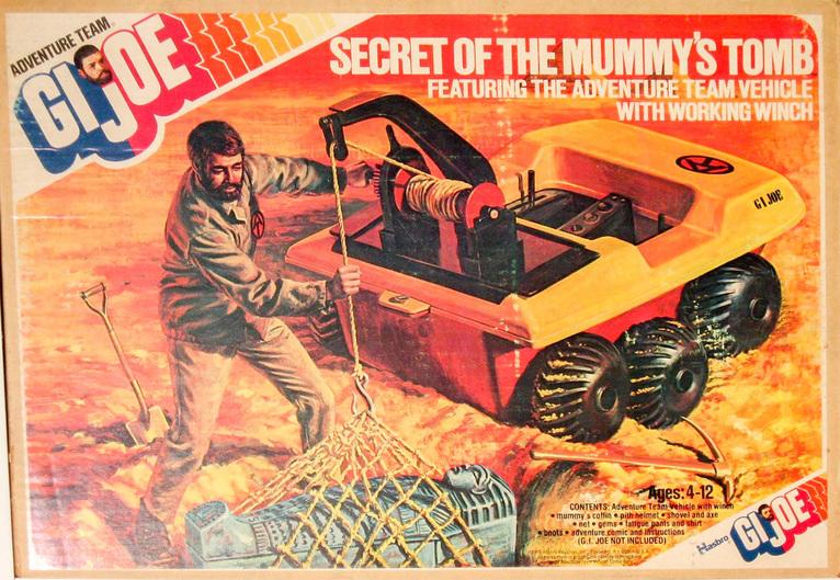 Secret of The Mummy's Tomb 3