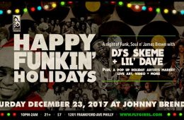 Happy Funkin Holidays