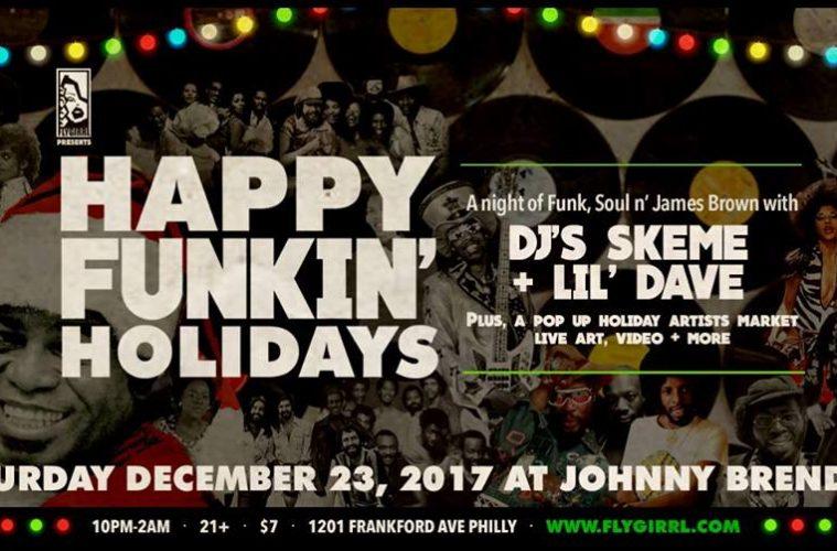Happy Funkin Holidays