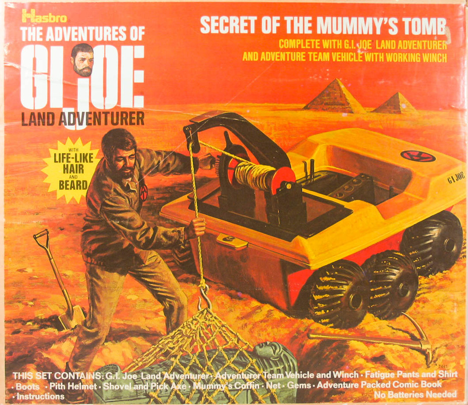 Secret of The Mummy's Tomb 1