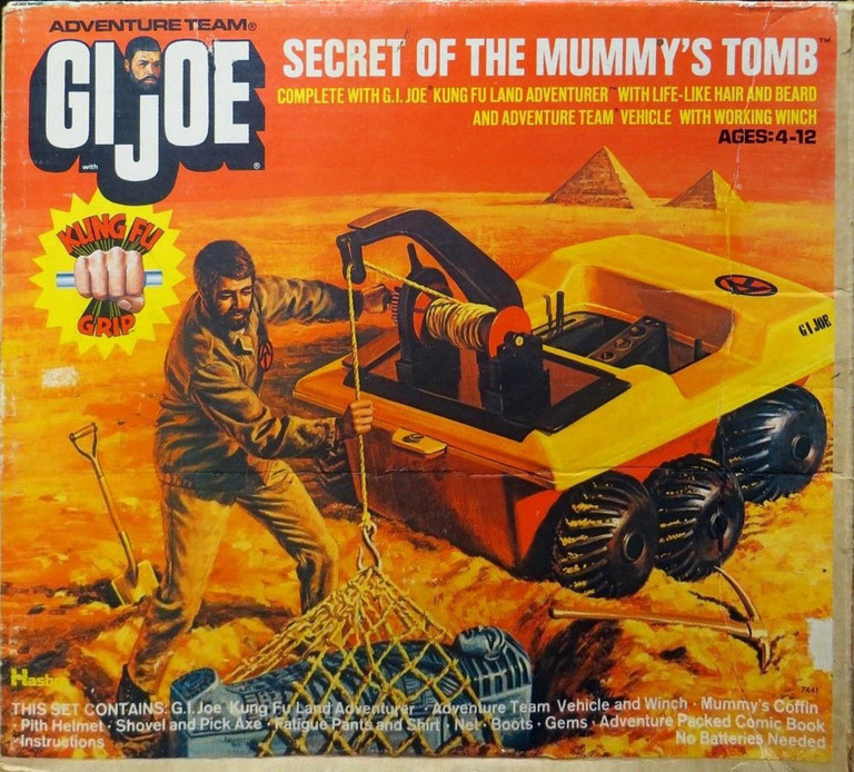 Secret of The Mummy's Tomb 2
