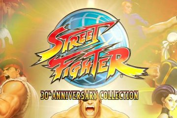 Street-Fighter-30th-Anniversary-Collection