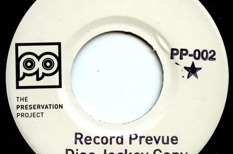 The Preservation Project PP002