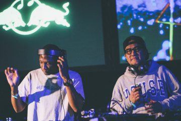 Skeme Richards and DJ Nori