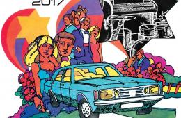 Markey Funk Diggin Europe 2017