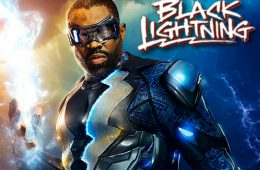 Black Lightning CW