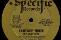 Fantasy Three Its Your Rock