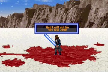 Star Wars The Last Jedi 16-bit