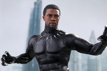 Hot Toys Black Panther 1