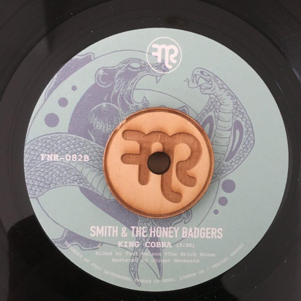 Smith Honey Badgers
