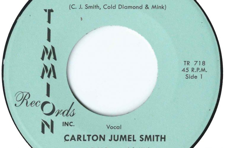 carlton jumel smith