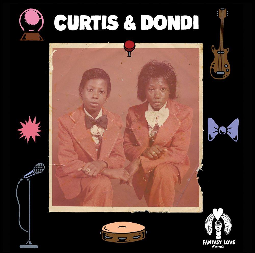 Curtis & Dondi – Magic From Your Love – Nostalgia King