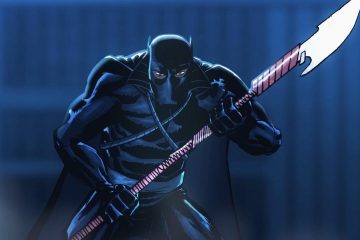 Black Panther Marvel Knights