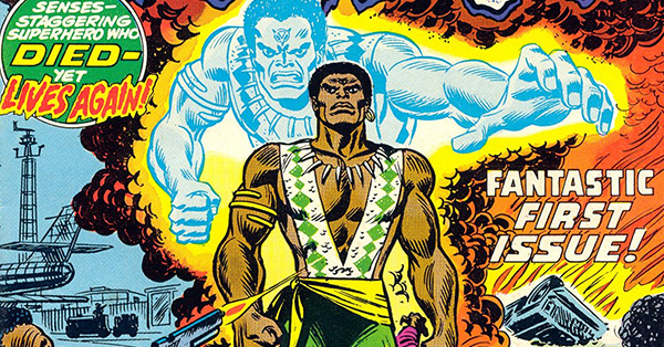 Brother Voodoo Strange Tales
