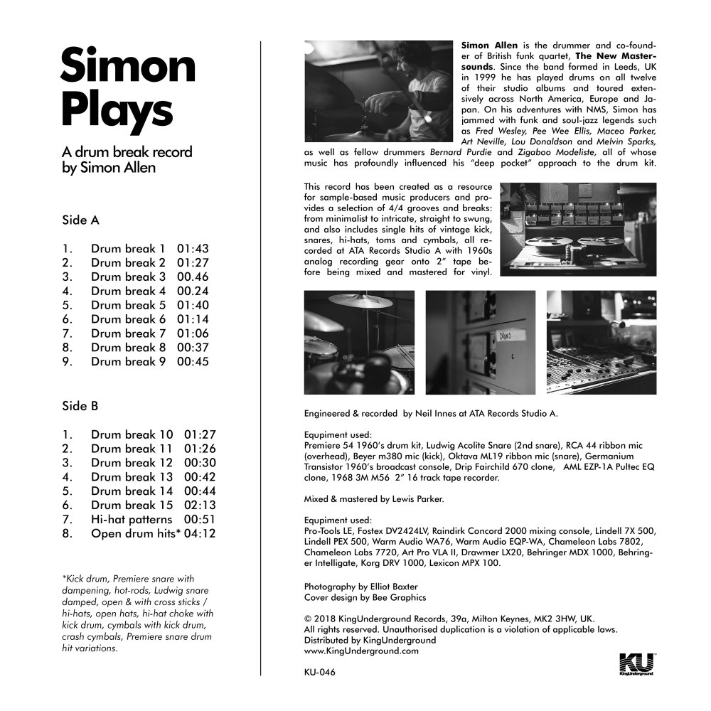 SImon plays 3