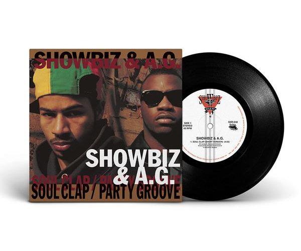showbiz ag soul clap