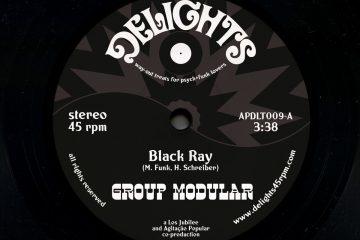 Group Modular Black Ray