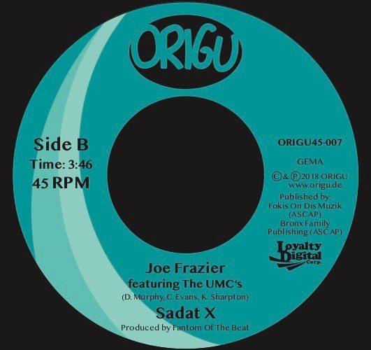 Sadat X Joe Frazier
