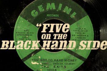five black hand