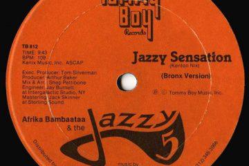 jazzy sensation