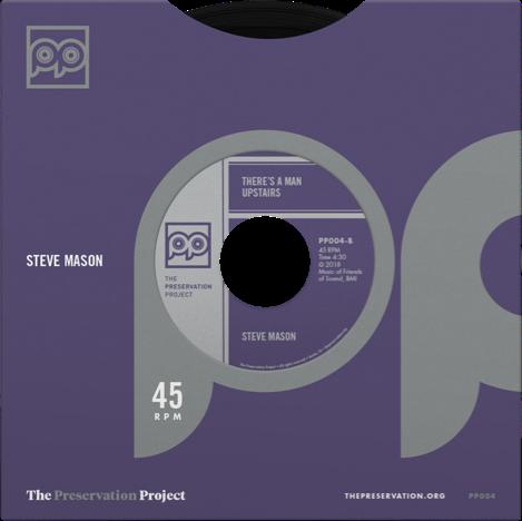 steve mason the preservation project