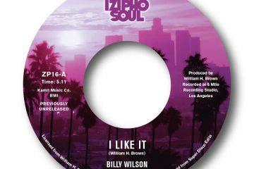 Billy Wilson i like it