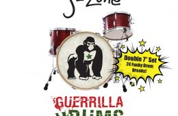 guerrilla drums