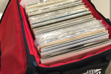 The North Face Record Bag