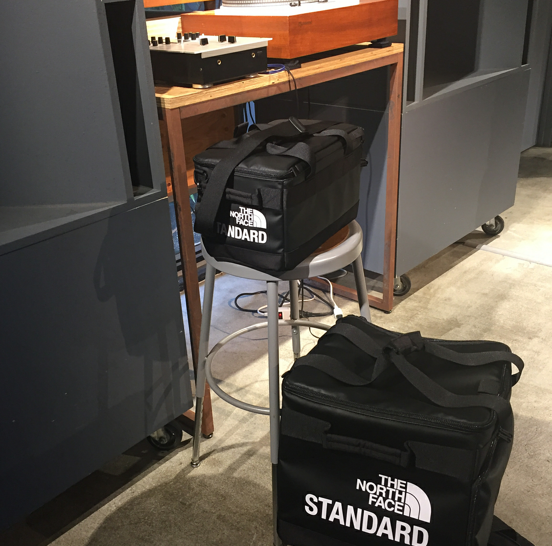 The North Face Limited Edition Record Bags – Nostalgia King