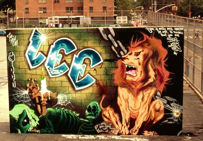 Lee Quinones Lions Den