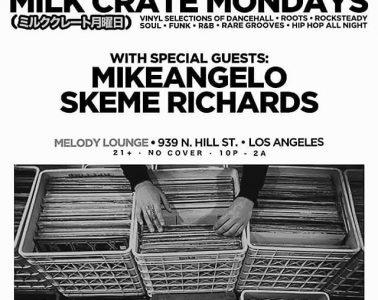 Milkcrate Mondays