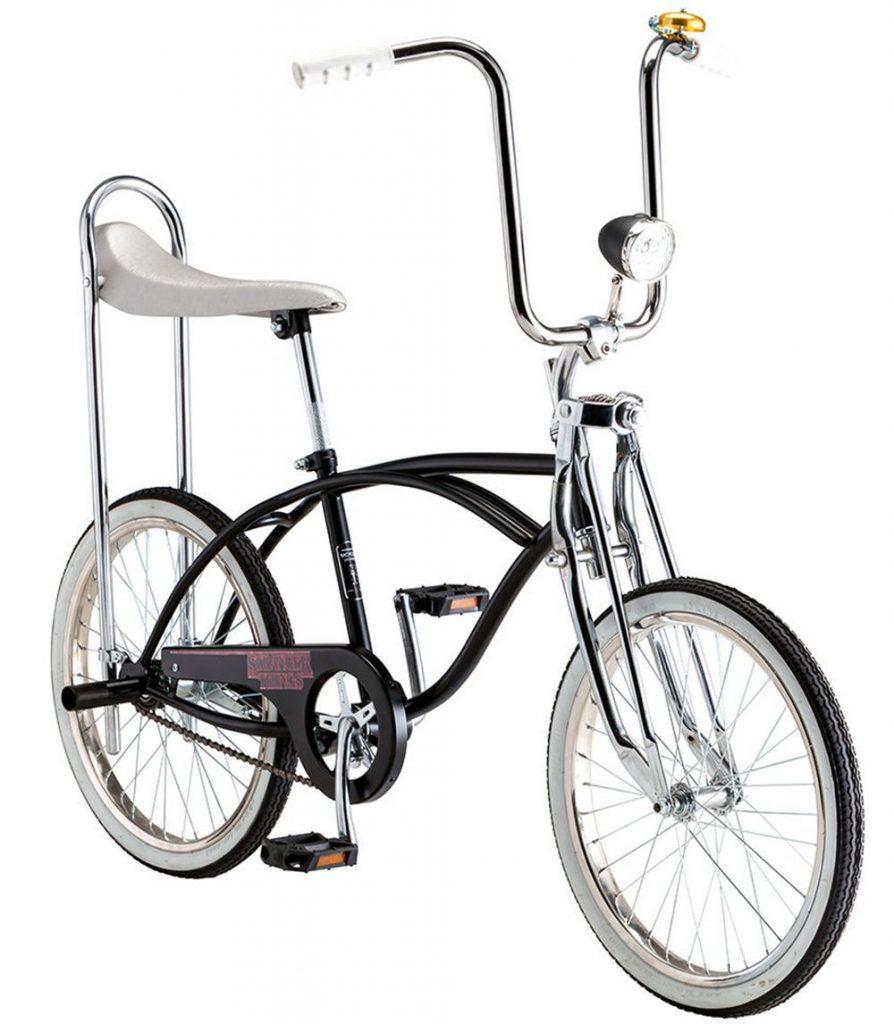 stranger things schwinn bike