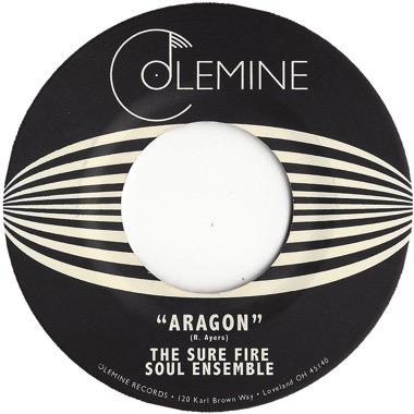 Sure Fire Soul Ensemble - Aragon