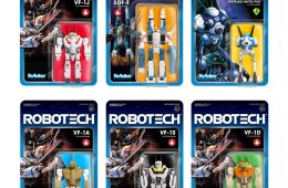 robotech reaction