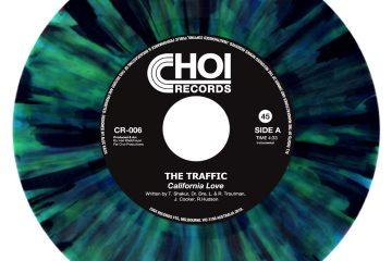 the traffic california love