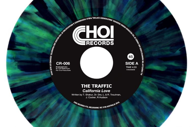 the traffic california love