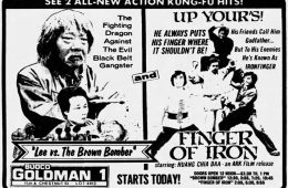 kung fu double bill