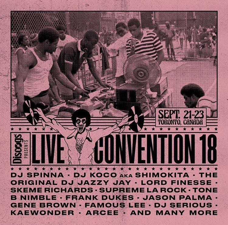 Live Convention 18