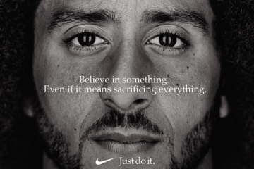 colin kaepernick just do it