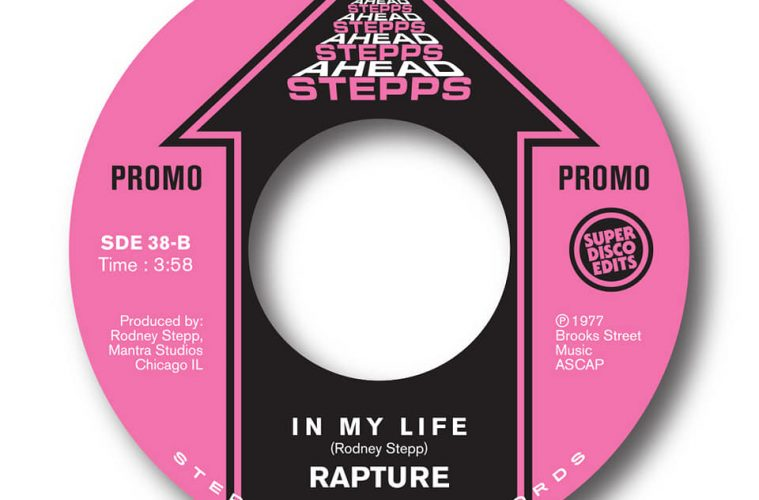 rapture in my life