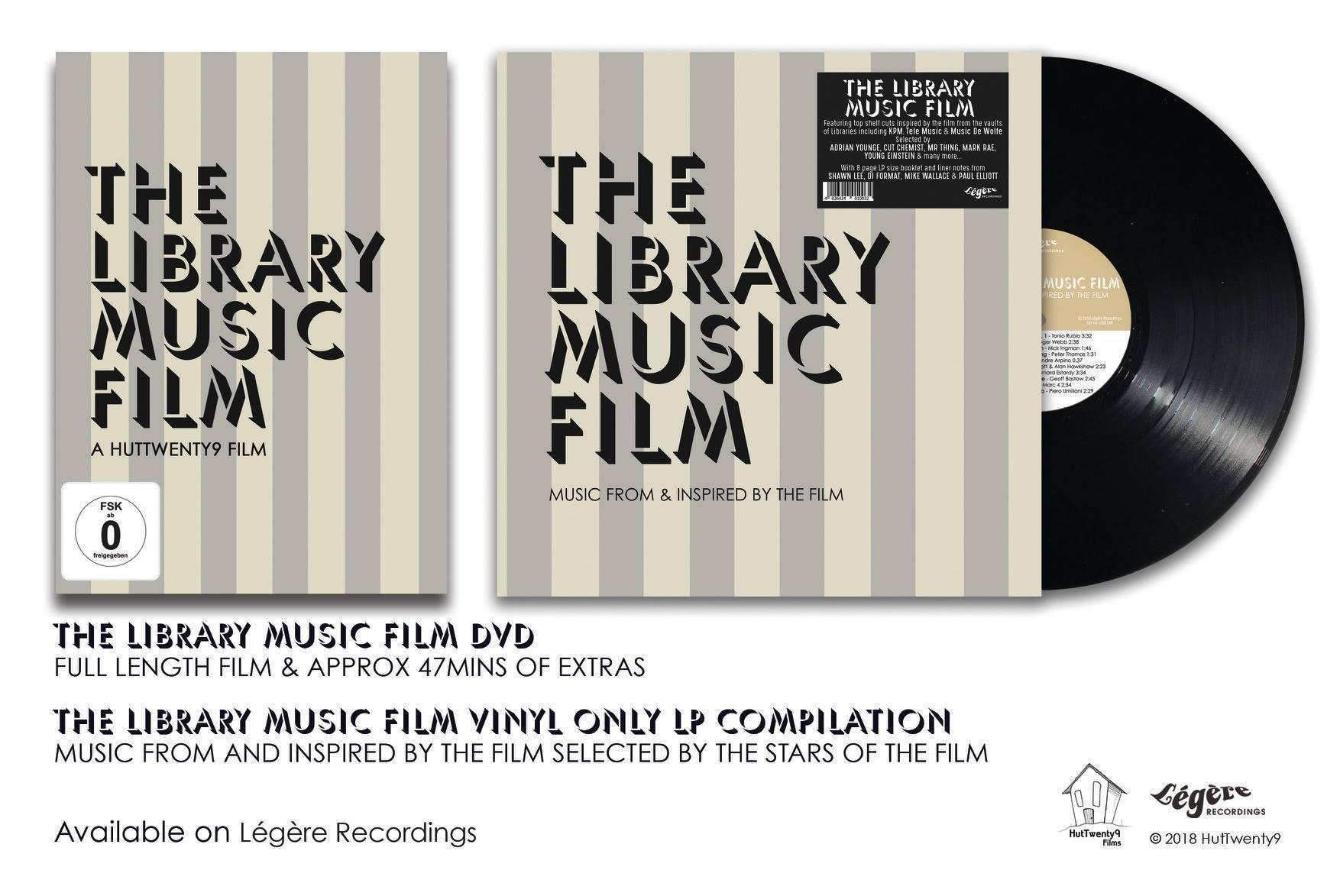 The Library Music Film – Nostalgia King