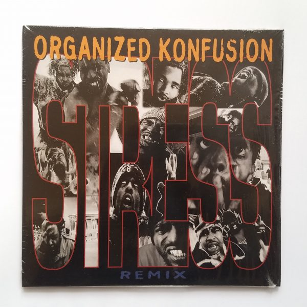 organized konfusion stress