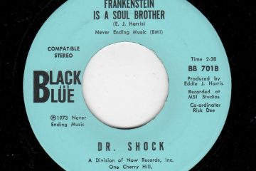 Dr. Shock Frankenstein is a soul brother