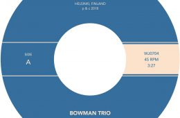 Bowman Trio The Chase