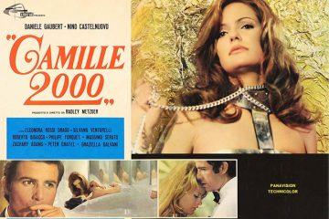 Camille 2000 lobby