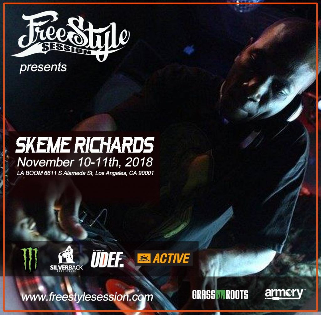 Skeme Richards FSS 2018